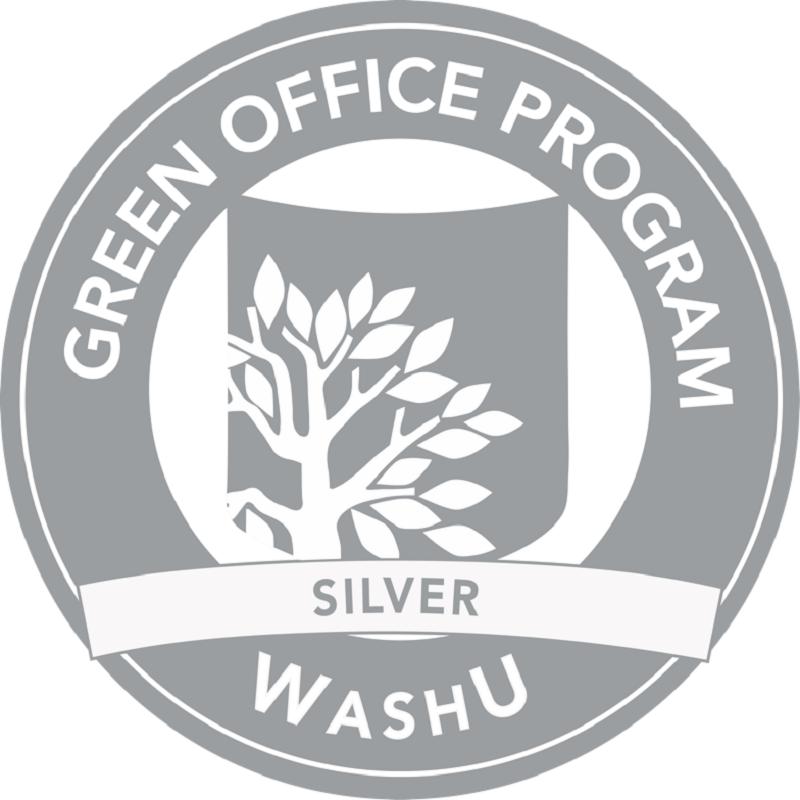 Green Office Silver Logo