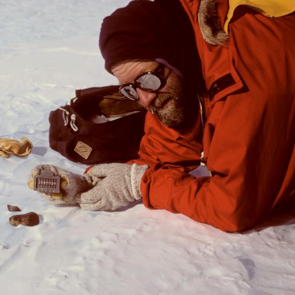 Randy Korotev and the Geochemistry of Moon Rocks