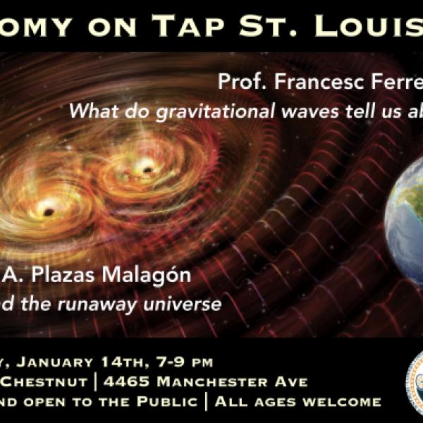 Astronomy on Tap STL
