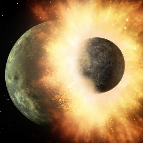 Public lecture - New Perspective on the Origin of the Moon