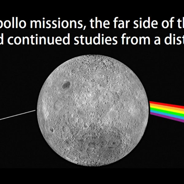 Anna Schonwald - The Apollo Missions, the Far Side of the Moon and Continued Studies from a Distance